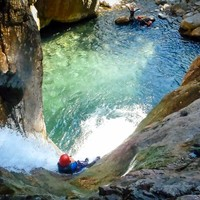 canyoning sibelle