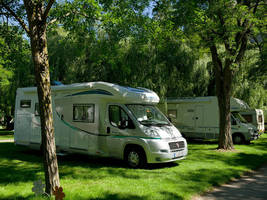 Location emplacement camping car Pré Lombard