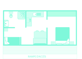 Plan Cottage PMR